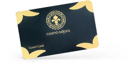 клубная карта казино бакара